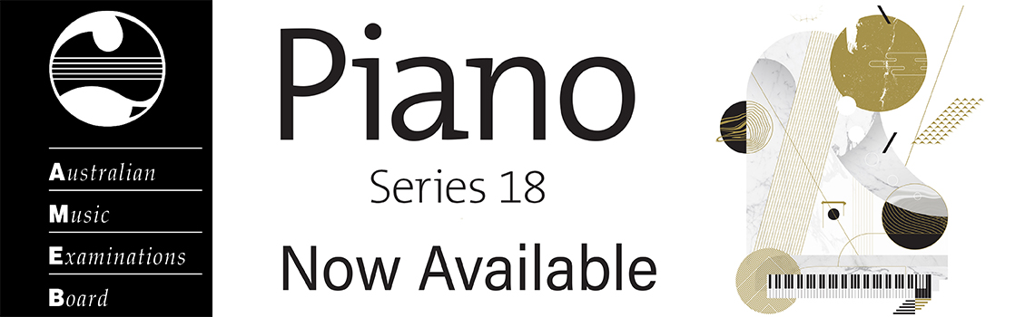 Series 18 Now Available