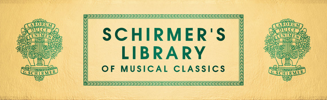 Schirmer Edition