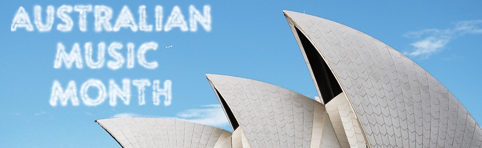 Australian Music Month