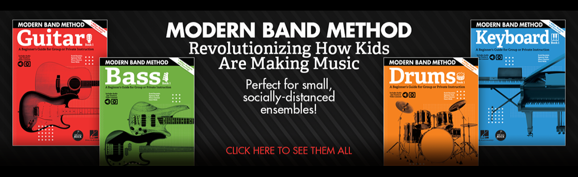 Modern Band Method