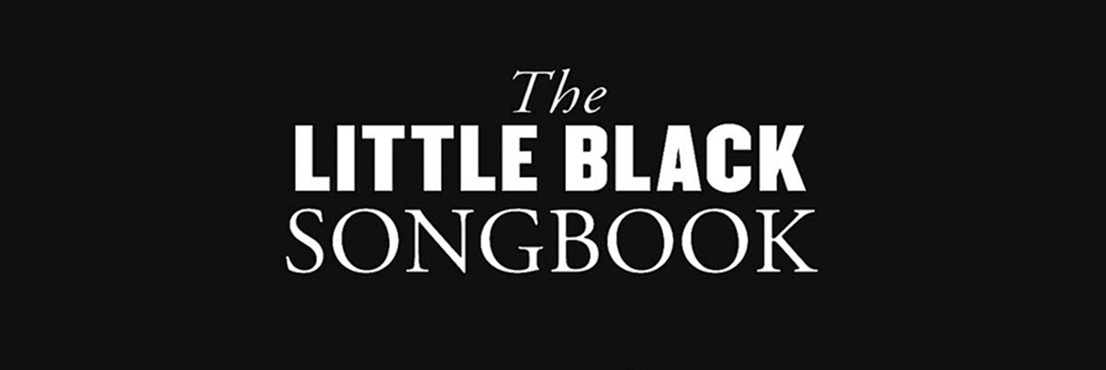 Little Black Songbook