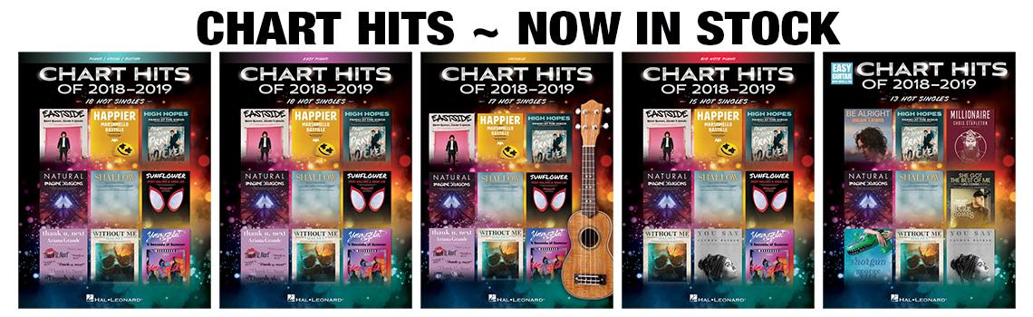 Chart Hits 2018-2019