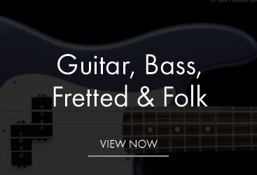 Guitar Bass Fretted Folk