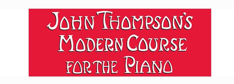 Modern Piano Course