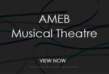 AMEB Musical Theatre