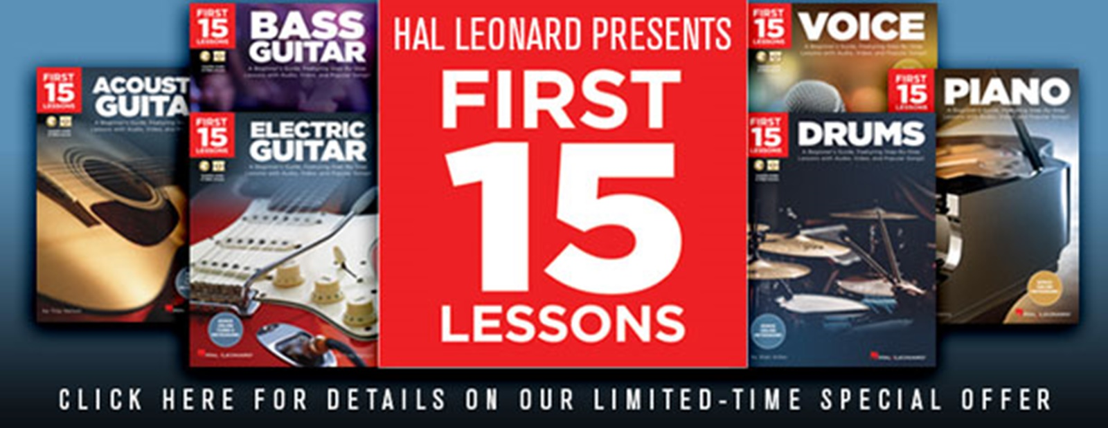 First 15 Lessons