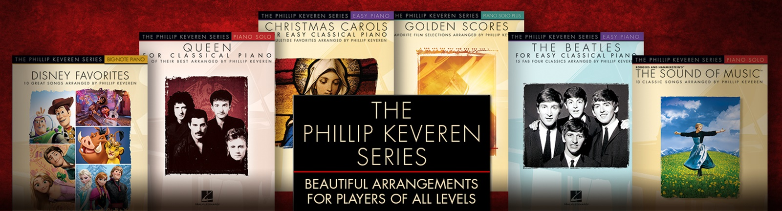 The Phillip Keveren Series